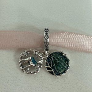 Pandora Harry Potter, Snape Doe Patronus Dangle Charm